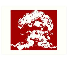 Ziggs Explosion Color Art Print
