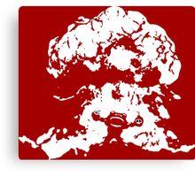 Ziggs Explosion Color Canvas Print