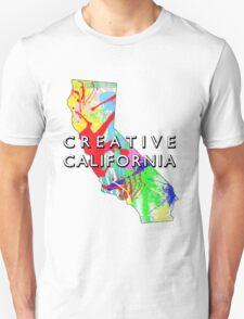 Creative California Unisex T-Shirt