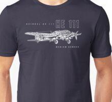 Heinkel HE 111 Bomber Unisex T-Shirt