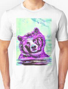 Purple bear T-Shirt