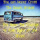 Cross the Ocean by Sharon Poulton