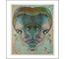 Two-Faced Photographic Print