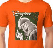 The Shredder - Ooze Canister Green Unisex T-Shirt