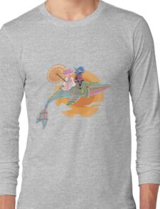 Let's Fly! Banzai! Long Sleeve T-Shirt