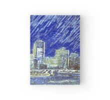 Chicago Tower Hardcover Journal