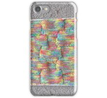 Knitted Art iPhone Case/Skin