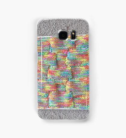 Knitted Art Samsung Galaxy Case/Skin
