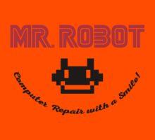 Mr. Robot logo Kids Tee