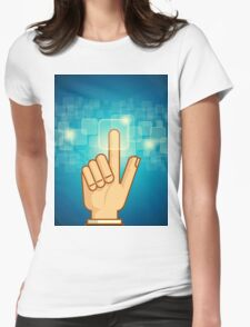 social network structure T-Shirt