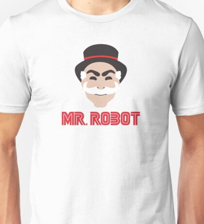 F-Society Mr Robot Unisex T-Shirt