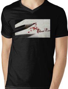 love eternal Mens V-Neck T-Shirt