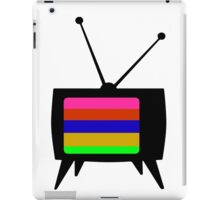 Television - Crash Television iPad Case/Skin