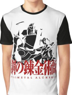 Fullmetal Alchemist Vector, Anime Graphic T-Shirt