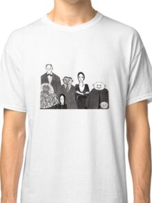 The Addams family Classic T-Shirt