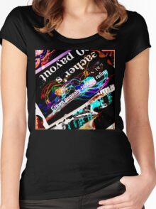 Crown Appeal #TheFitInRoom Women's Fitted Scoop T-Shirt