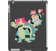 Bowser and Jr iPad Case/Skin