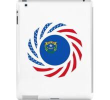 Nevadan Murican Patriot Flag Series iPad Case/Skin