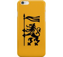 Trade marks and symbols funny nerd geek geeky iPhone Case/Skin