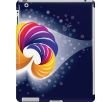 colorful shape iPad Case/Skin