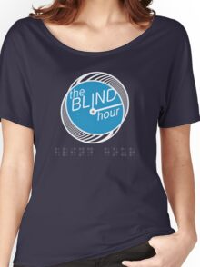 "Blind Hour Podcast ""In Braille"" Women's Relaxed Fit T-Shirt"
