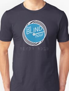 "Blind Hour Podcast ""In Braille"" Unisex T-Shirt"