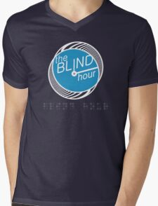 """Blind Hour Podcast """"In Braille"""" T-Shirt"""