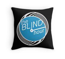 Blind Hour Pillows Throw Pillow