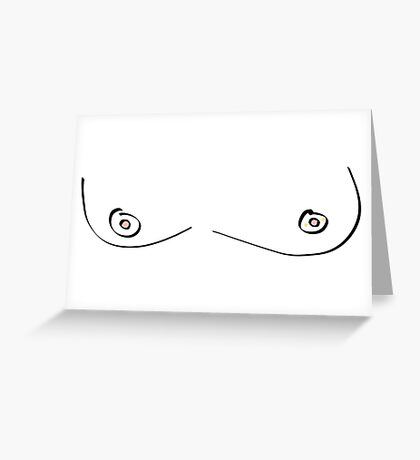 Free the Nipple Greeting Card