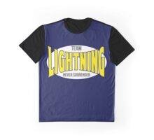 Louis 'Lightning' Lee-Scott NEVER SURRENDER Attire Graphic T-Shirt