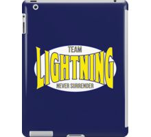 Louis 'Lightning' Lee-Scott NEVER SURRENDER Attire iPad Case/Skin