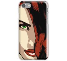 The  perky look iPhone Case/Skin