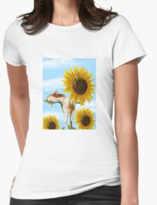 Summer dream Womens Fitted T-Shirt