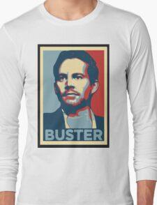 "Paul Walker/Brian O'Conner ""The Buster"" Long Sleeve T-Shirt"