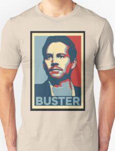 "Paul Walker/Brian O'Conner ""The Buster"" T-Shirt"