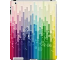 urban colorful abstract iPad Case/Skin