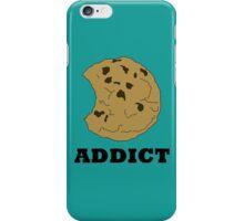Cookie addict iPhone Case/Skin