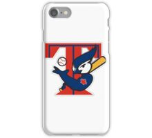 TORONTO BLUE JAYS BASIC LOGO iPhone Case/Skin