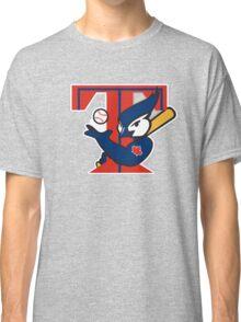 TORONTO BLUE JAYS BASIC LOGO Classic T-Shirt