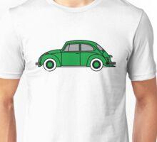 Volkswagen Bug green Unisex T-Shirt
