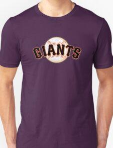 GIANTS BASEBALL TEAM T-Shirt