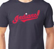 INDIANS BASEBALL TEAM Unisex T-Shirt