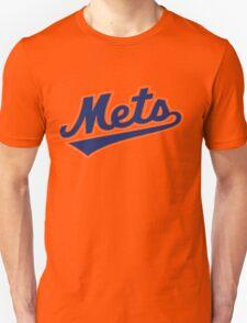 NY METS SIMPLE LOGO Unisex T-Shirt