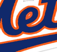 NY METS SIMPLE LOGO Sticker