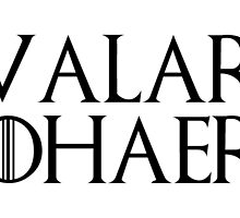 Game Of Thrones - Valar Dohaeris by 0Chara