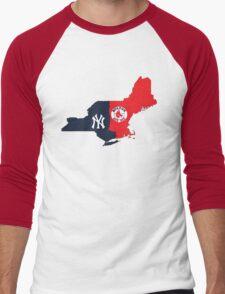 NY YANKEES X BOSTON RED SOX Men's Baseball ¾ T-Shirt