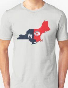 NY YANKEES X BOSTON RED SOX T-Shirt
