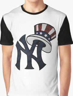 NEW YANKEES LOGO Graphic T-Shirt