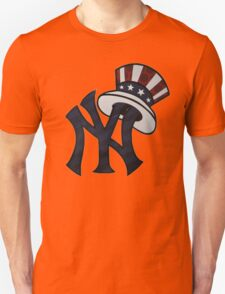 NEW YANKEES LOGO Unisex T-Shirt
