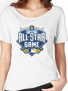 MLB ALL STAR GAME 2016 Women's Relaxed Fit T-Shirt